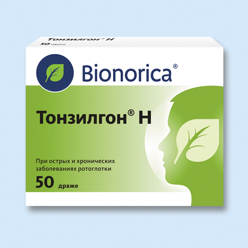 препарат тонзилгон инструкция - фото 11