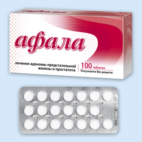 афала препарат для лечения простатита у мужчин