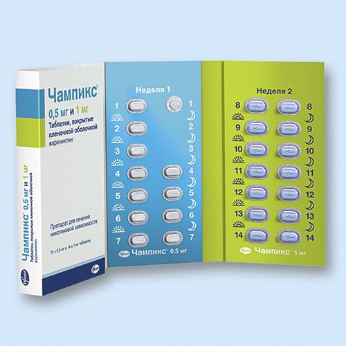Чампикс: инструкция по применению, компетентно о здоровье на ilive.