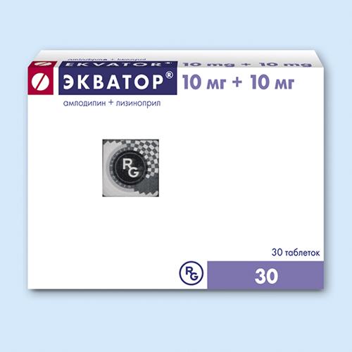 Экватор таблетки инструкция по применению, отзывы, описание.
