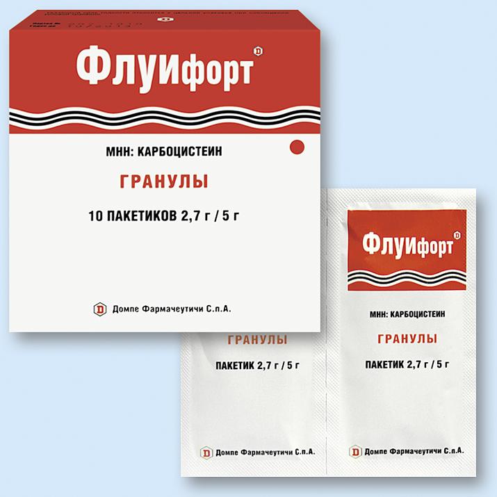 препарат флуифорт инструкция - фото 7