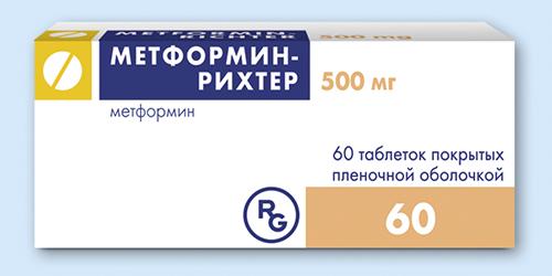 метформин рихтер 850 мг инструкция по применению