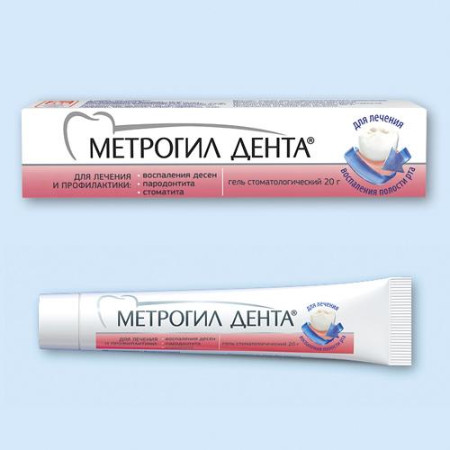 метрогил дента от запаха изо рта отзывы