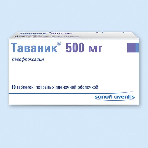 Таваник 500 инструкция по применению.